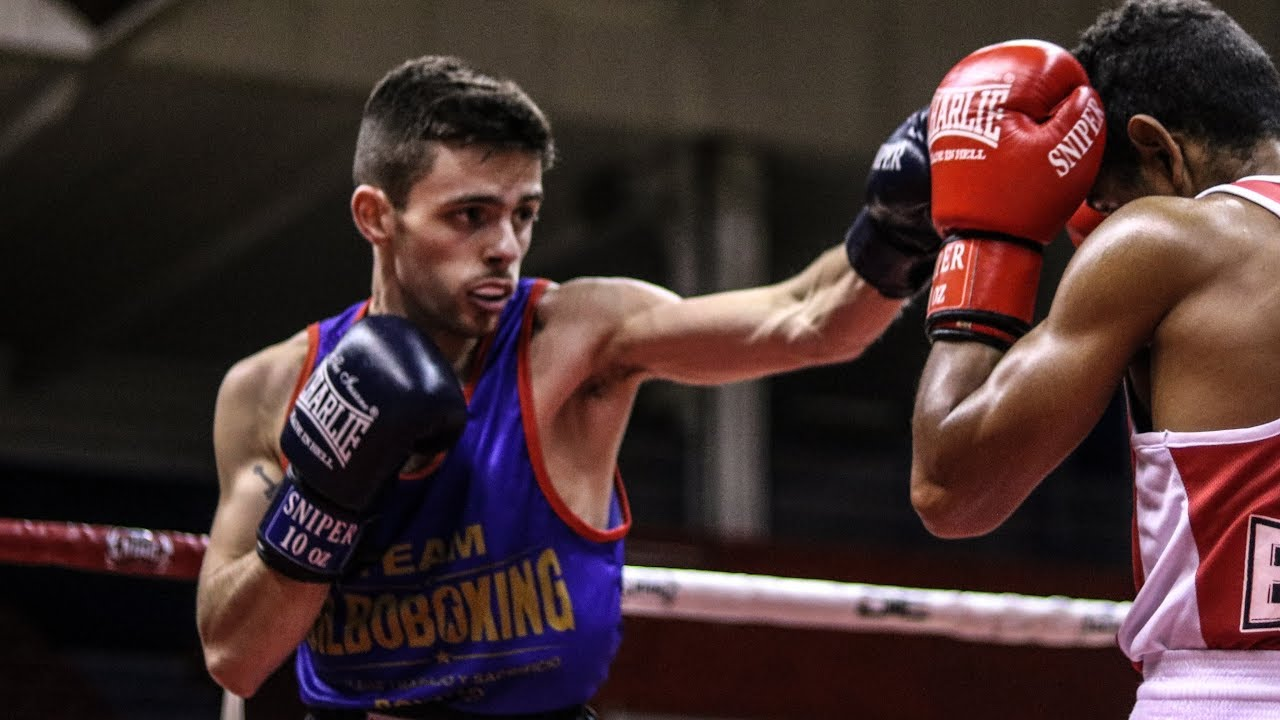 All About Amateur Boxers