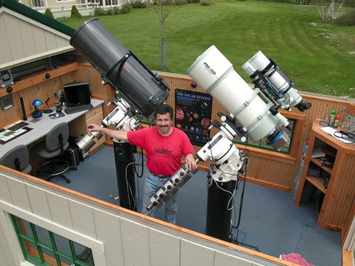 Amateur Astronomy Observatory