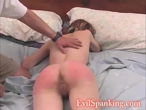 Amateur Spanked Anal