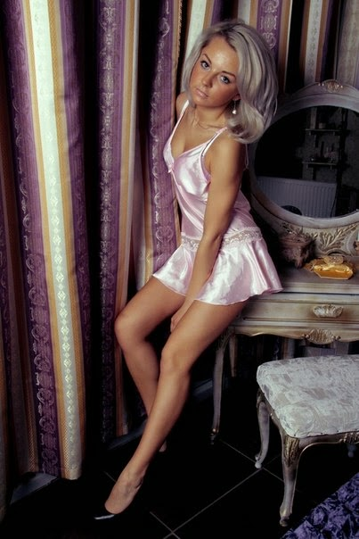Amatuer Russian Glamour Model Gallery