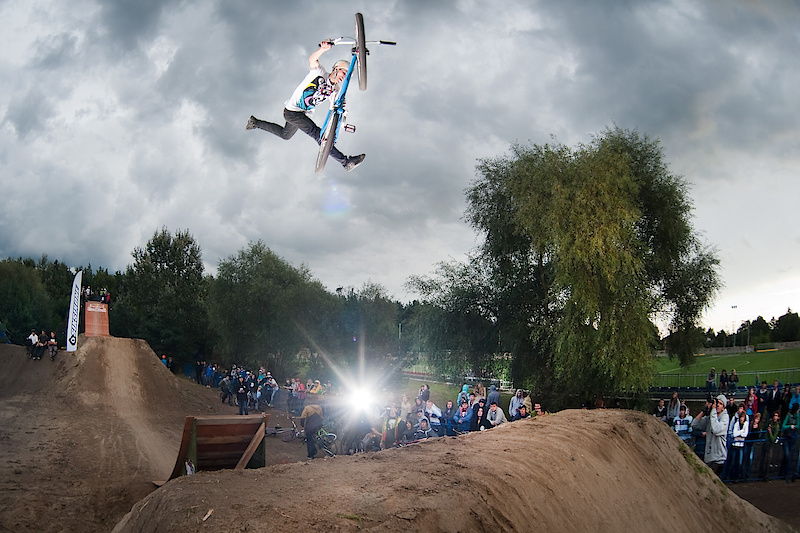Amature Dirt Jumpers
