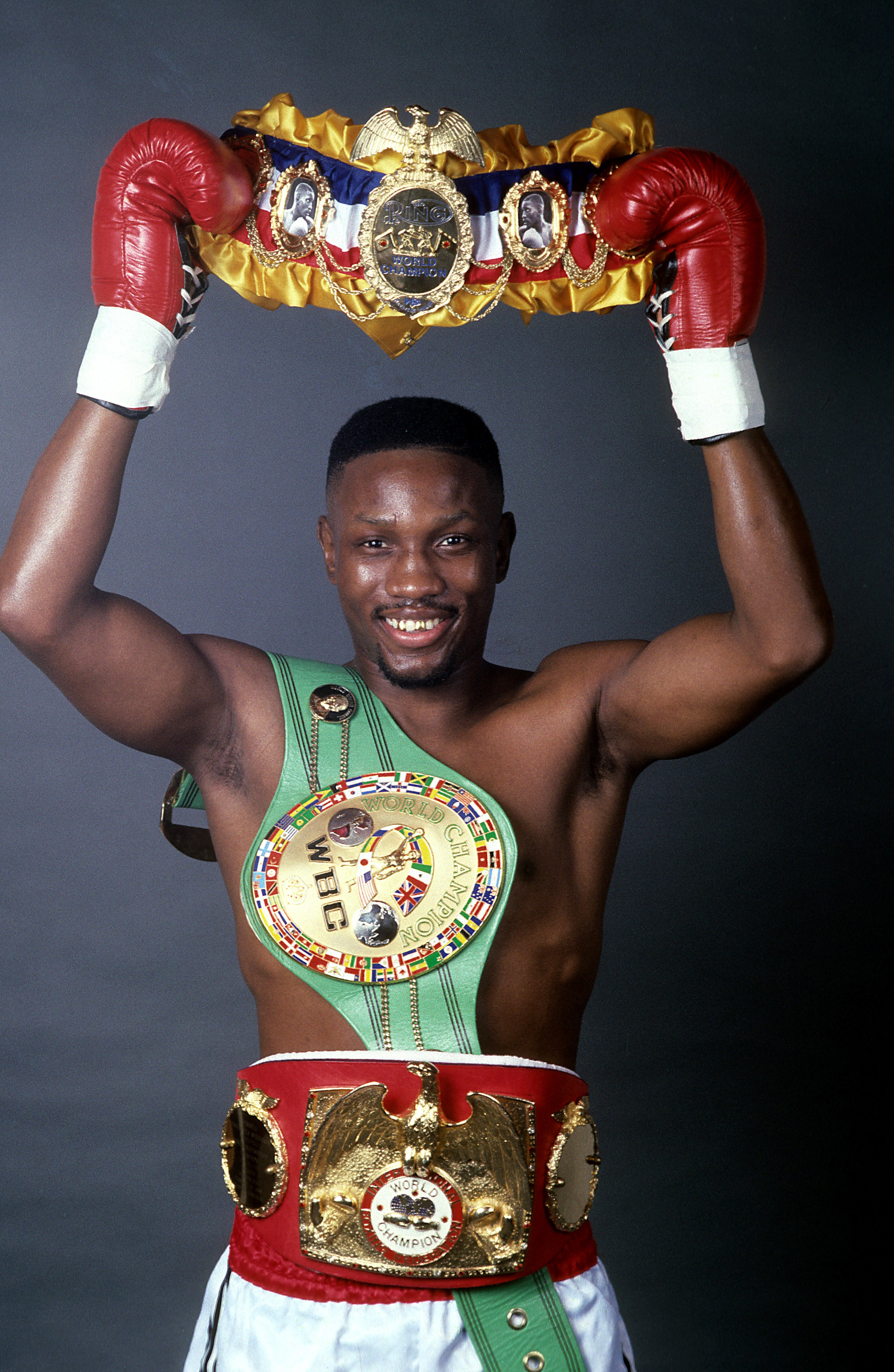 Boxer Purnell Whitaker Amateur Record