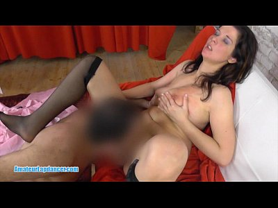 Busty Amateur Cockriding After Doggystyle.