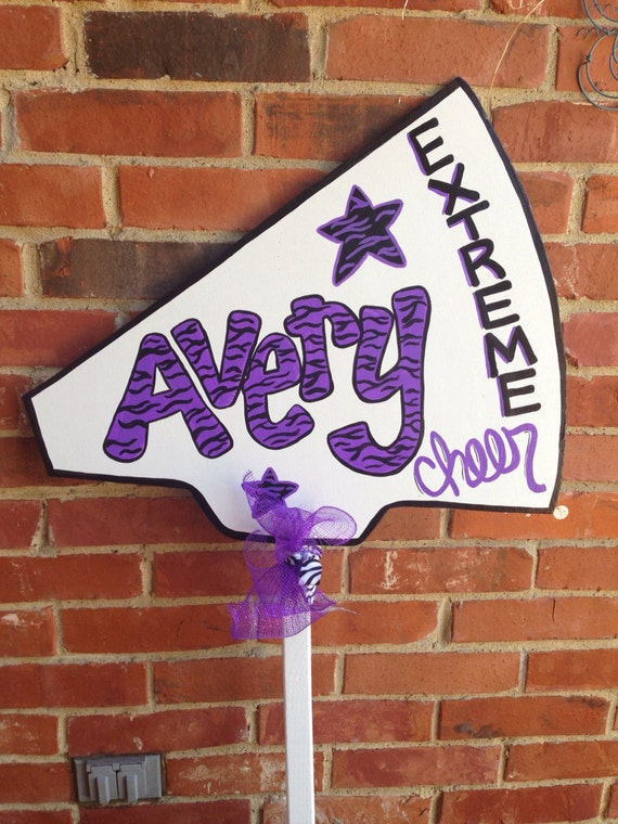 Cheerleading Signs And Designs