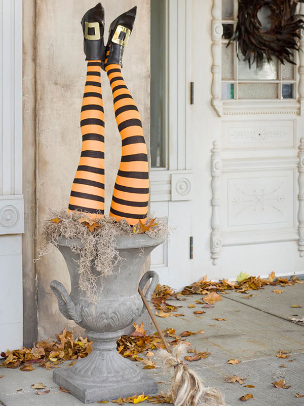 Easy Scary Homemade Halloween Decorations