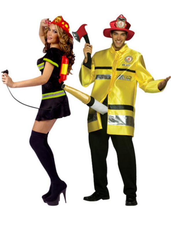 Fast Homemade Adult Halloween Costumes