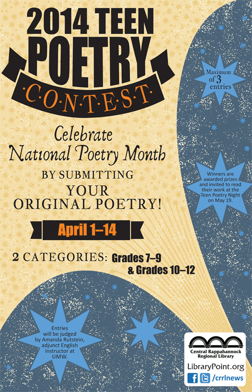 Free Amateur Poetry Contest