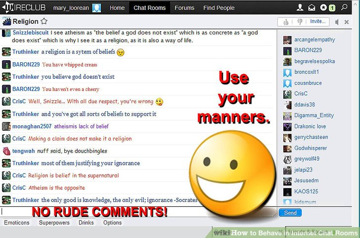 Free Online Chat Lines