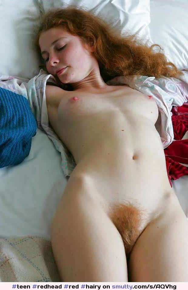 Hairy Amateur Red Hair