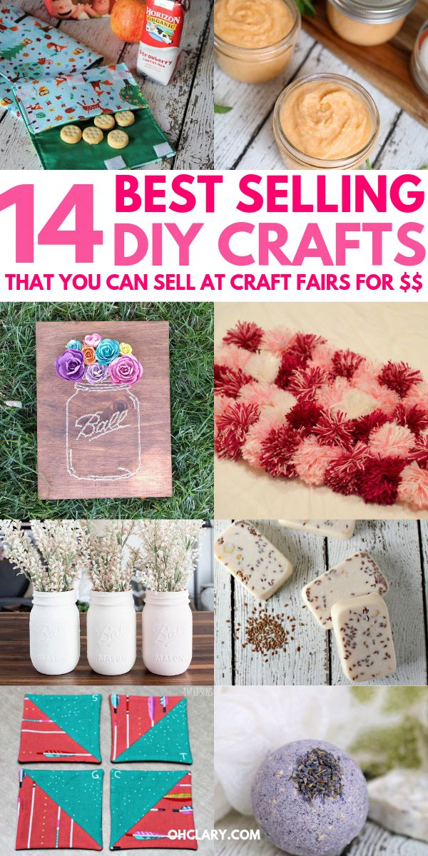 Homemade Items That Sell Well