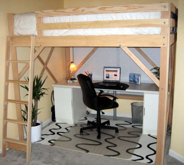 Homemade Loft Beds For Adults