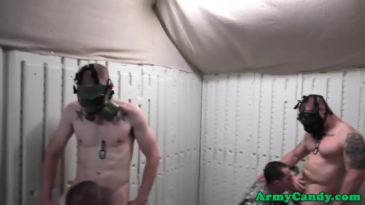 Military Amateur Video Gay