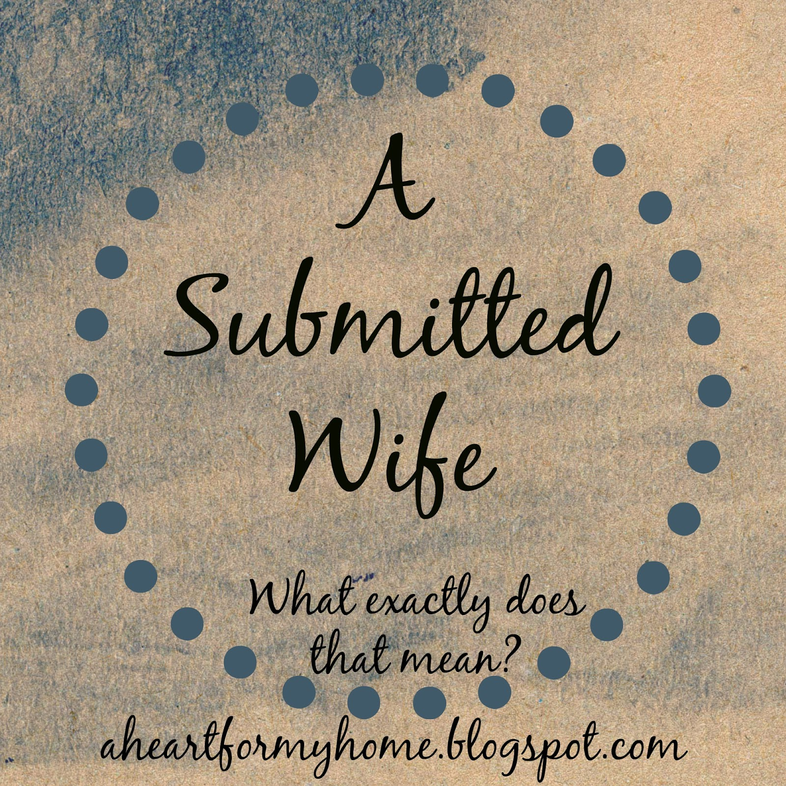 Submitted Amateur Wives