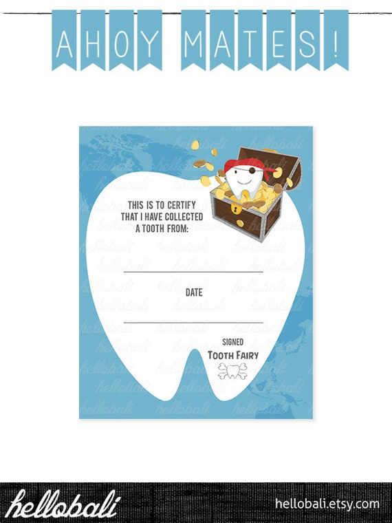 Tooth Fairy Letters To Print