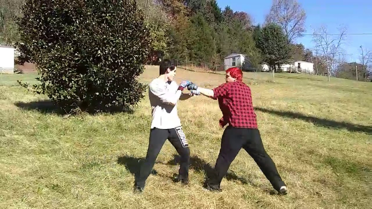 Training For Amateur Fighting