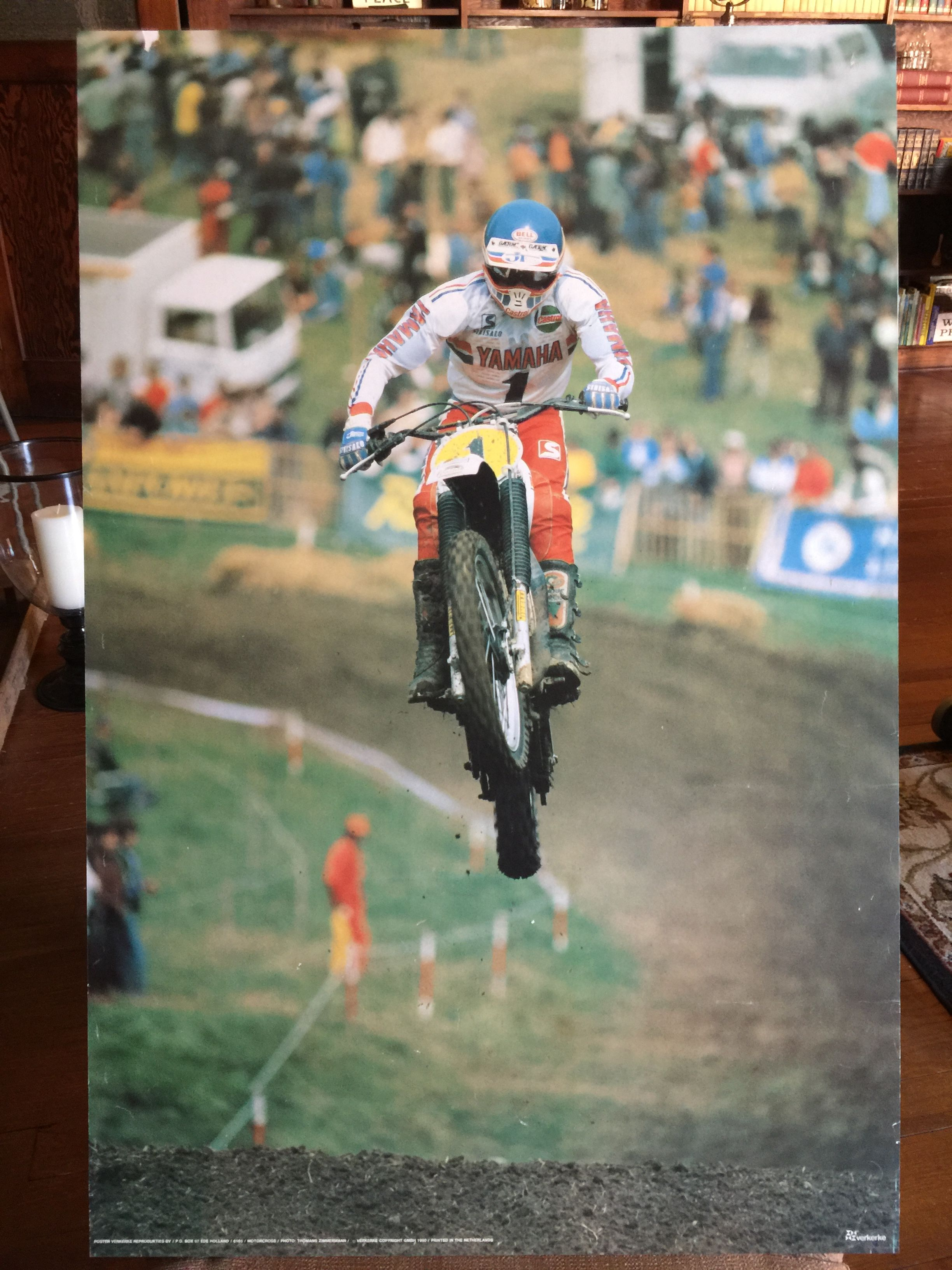 Vintage Motocross Pictures