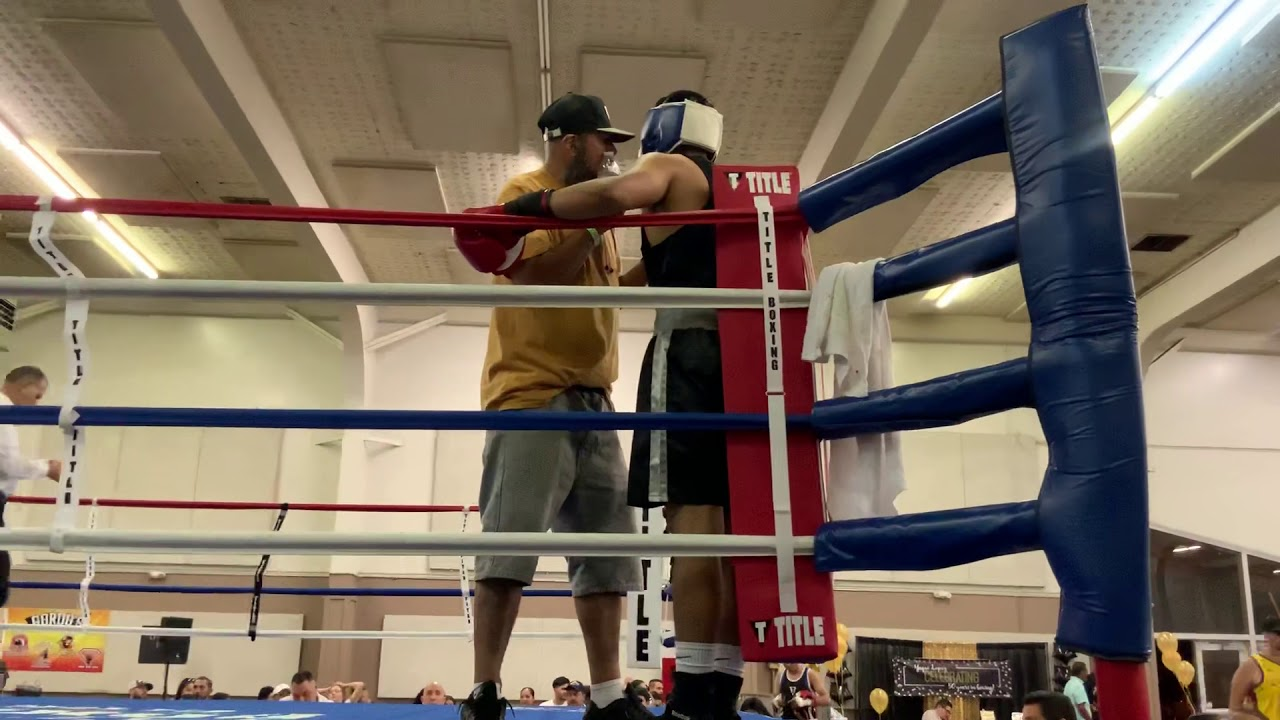 When Does Amateur Boxing Start